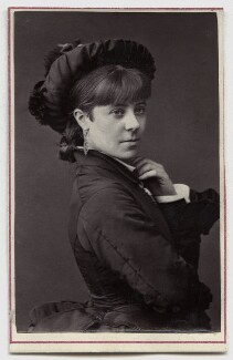 Ellen ('Nellie') Farren, by Unknown photographer - NPG Ax7728