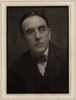 John Nicholson Ireland, by Herbert Lambert - NPG Ax7751