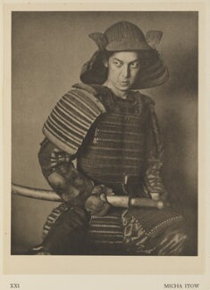 Michio Ito, by Alvin Langdon Coburn, published by  Duckworth & Co - NPG Ax7865