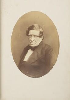 John Singleton Copley, Baron Lyndhurst, by (George) Herbert Watkins, 1857 - NPG Ax7902 - © National Portrait Gallery, London