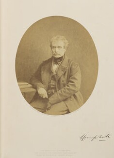 Colin Campbell, 1st Baron Clyde, by (George) Herbert Watkins, 1857 - NPG Ax7904 - © National Portrait Gallery, London
