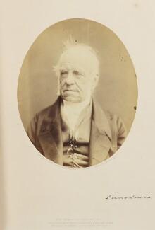 Henry Petty-Fitzmaurice, 3rd Marquess of Lansdowne, by (George) Herbert Watkins, 1857 - NPG Ax7909 - © National Portrait Gallery, London