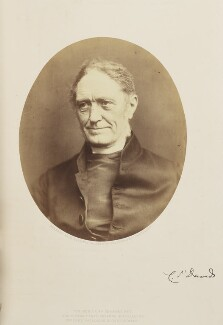 (Newell) Connop Thirlwall, by Herbert Watkins - NPG Ax7912