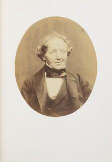 Leopold von Ranke, by Herbert Watkins - NPG Ax7921