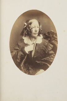 Louisa Stuart Costello, by Herbert Watkins - NPG Ax7922