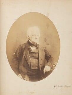Thomas Perronet Thompson, by Herbert Watkins - NPG Ax7924