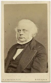 John Bright, by Henry Joseph Whitlock - NPG Ax8537