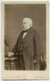 John Bright, by Henry Joseph Whitlock - NPG Ax8539