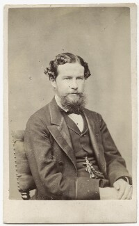 John Lubbock, 1st Baron Avebury, by Henry Joseph Whitlock - NPG Ax8576