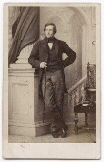 Hugh Lupus Grosvenor, 1st Duke of Westminster, by Caldesi, Blanford & Co - NPG Ax8606