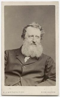 Philip Henry Muntz, by Henry Joseph Whitlock - NPG Ax8607