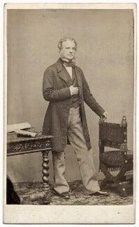 John Wilson-Patten, Baron Winmarleigh, by Charles Allen Duval, 1863 - NPG Ax8610 - © National Portrait Gallery, London