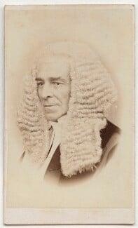 Russell Gurney, by Samuel E. Poulton - NPG Ax8626