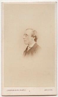Henry Fawcett, by Lombardi & Fry - NPG Ax8631