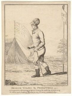 George Wilson, by G. Woodward - NPG D9514