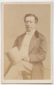 Sir (Samuel) Morton Peto, 1st Bt, by John Beattie - NPG Ax8670