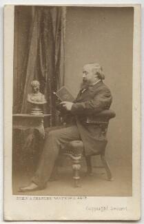 Edmund Burke Roche, 1st Baron Fermoy, by John & Charles Watkins - NPG Ax8678