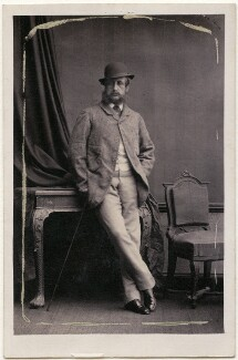 William Thomas Markham, by Camille Silvy - NPG Ax87090