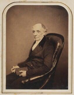 Sir Henry Holland, 1st Bt, by Maull & Polyblank - NPG Ax87526