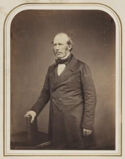 William Sharpey, by Maull & Polyblank - NPG Ax87535