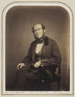Sir William Fergusson, 1st Bt, by Maull & Polyblank - NPG Ax87538