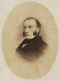 John Addington Symonds, by Unknown photographer - NPG Ax87547