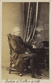 Robert John Eden, 3rd Baron Auckland, by Unknown photographer - NPG Ax9525