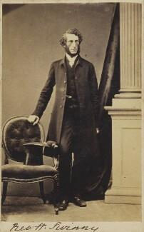 Henry Hutchinson Swinny, by Unknown photographer - NPG Ax9529