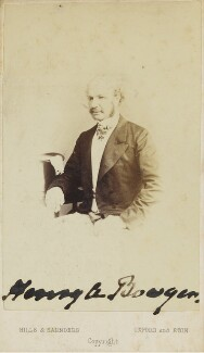 Henry Atkins-Bowyer, by Hills & Saunders - NPG Ax9542