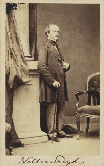 Walter Sneyd, by Unknown photographer - NPG Ax9543