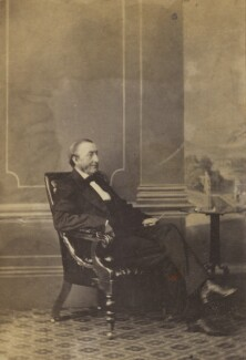 Sir Charles Henry John Anderson, 9th Bt, by Unknown photographer - NPG Ax9554