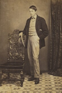 Francis Foljambe Anderson, by Unknown photographer - NPG Ax9555