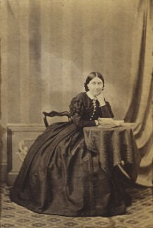 Emma Theodosia Anderson, by Unknown photographer - NPG Ax9559