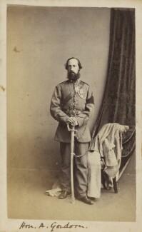 Arthur Charles Hamilton-Gordon, 1st Baron Stanmore, by Unknown photographer - NPG Ax9573