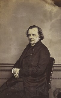 Samuel Wilberforce, by Unknown photographer - NPG Ax9601
