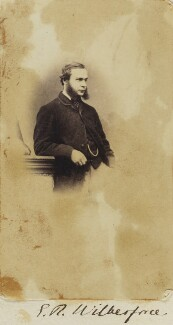 Ernest Roland Wilberforce, by Unknown photographer, early 1860s - NPG Ax9603 - © National Portrait Gallery, London