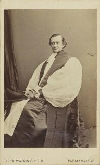 Edward Harold Browne, by John Watkins - NPG Ax9638