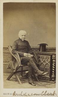 Charles Carr Clerke, by Mason & Co (Robert Hindry Mason) - NPG Ax9658