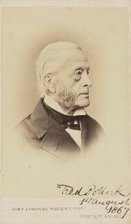 Sir (Jonathan) Frederick Pollock, 1st Bt, by John & Charles Watkins - NPG Ax9705