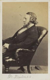 Richard Monckton Milnes, 1st Baron Houghton, by Unknown photographer - NPG Ax9730