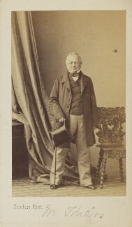 Louis Adolphe Thiers, by Disdéri - NPG Ax9731
