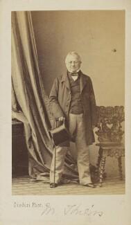 Louis Adolphe Thiers, by Disdéri - NPG Ax9731