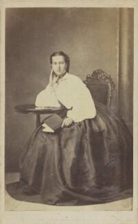 Queen Alexandra, by Georg Emil Hansen - NPG Ax9748