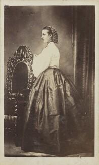Queen Alexandra, by Georg Emil Hansen - NPG Ax9753