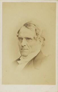 Sir John Frederick Maurice, by William Edward Kilburn - NPG Ax9760