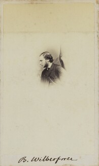 Albert Basil Orme Wilberforce, by Unknown photographer - NPG Ax9767