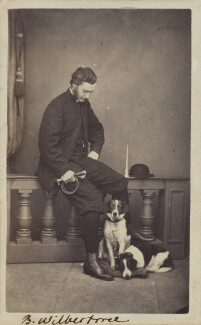 Albert Basil Orme Wilberforce, by Unknown photographer - NPG Ax9769