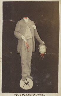 Albert Basil Orme Wilberforce, by Unknown photographer - NPG Ax9771