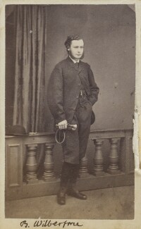 Albert Basil Orme Wilberforce, by Unknown photographer - NPG Ax9774