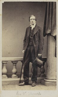 Francis Chenevix Trench, by Unknown photographer - NPG Ax9787
